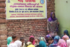 Women Leadership Training at Bhajlaka (2)